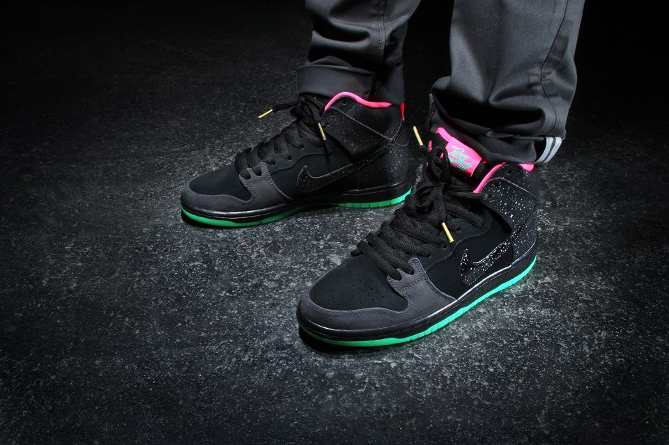 """new style 8e9b8 a613a  NikeSB x  Premier """"Northern Lights"""" Dunk High  nike  sneakers"""