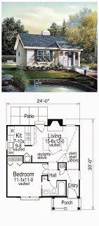 Tiny House And Tiny House Blueprint