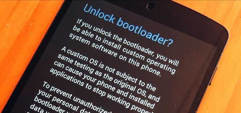 How to Unlock Bootloader on Android via Fastboot Android