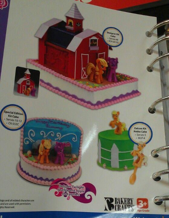 My little pony friendship is magic cake walmart little girl is