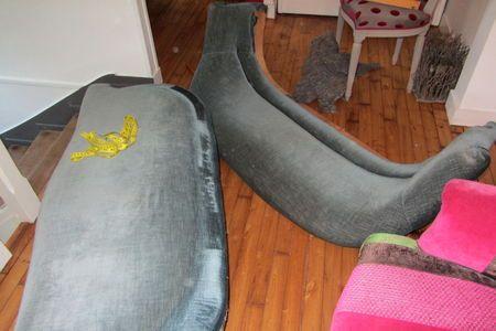 refaire un crapaud tapissier brest recouvrir fauteuils chaises ou canap s crapaud. Black Bedroom Furniture Sets. Home Design Ideas