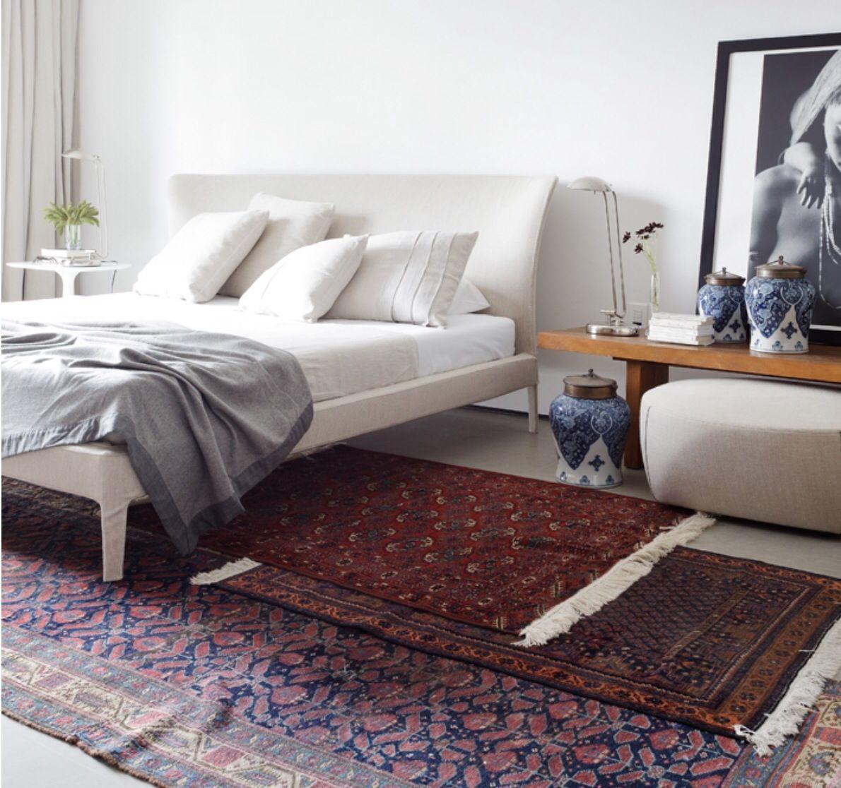 Meerdere perzische tapijten?