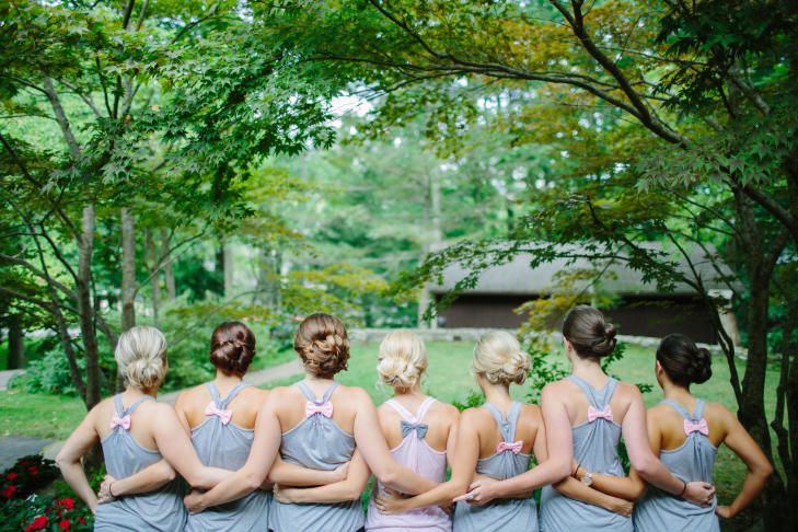 Getting-Ready Ideas for Your Bridesmaids | TheKnot.com