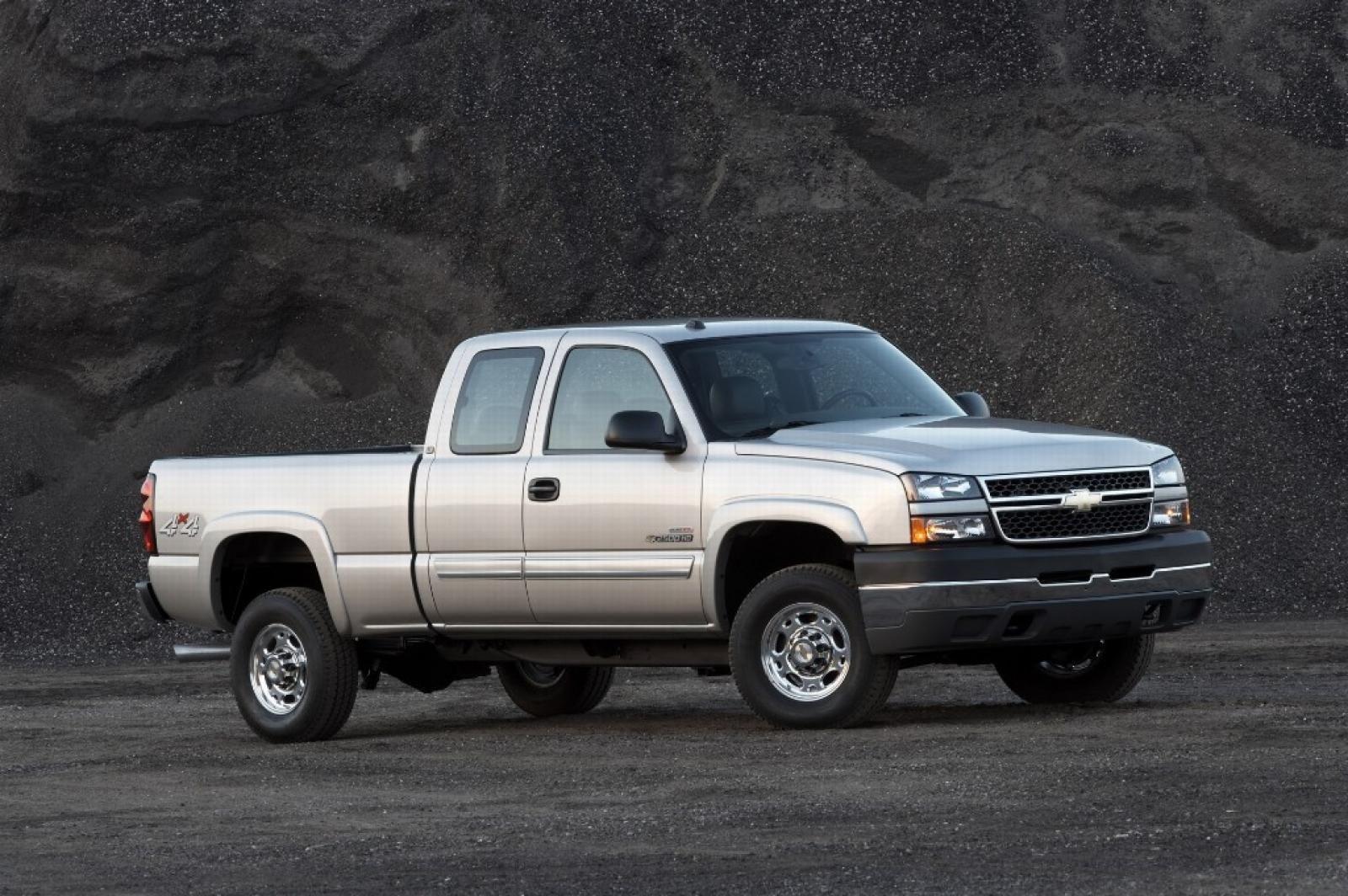 Truck chevy 2007 truck : Best Trucks Under $8,000: The 2007 #Chevy Silverado 1500 ...
