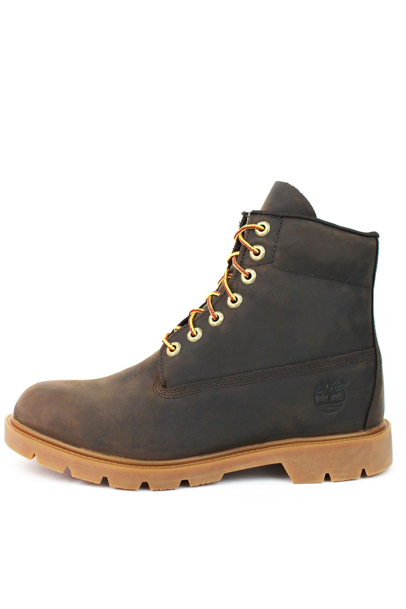 Men's 6 Inch Basic Waterproof Boot Boots