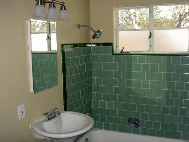 1950s bathroom Phoenix homes Design Through the Decades