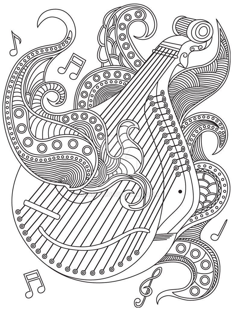 Прикольные картинки на обложку тетрадей по музыку раскраска