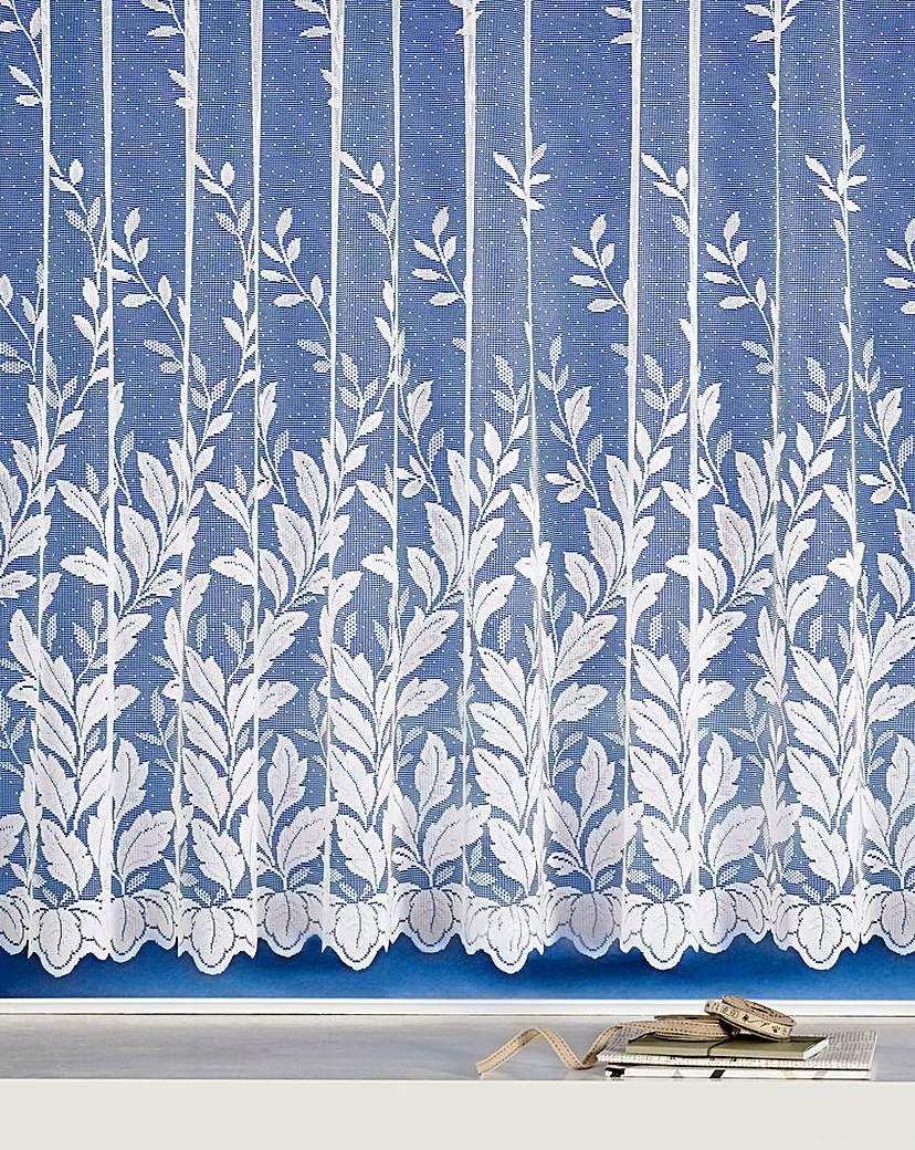 Jade Brise Bise Net Curtain In 2020 Net Curtains Curtains