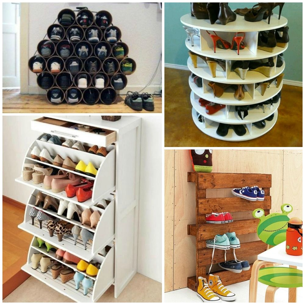 ideas para guardar zapatos muebles zapateros originales zapateras pinterest ideas para