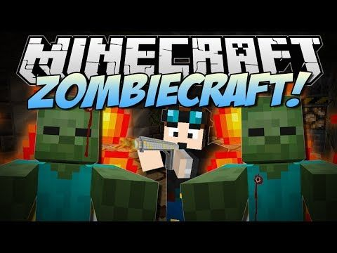 Minecraft Zombiecraft 3 Call Of Duty Style Zombies