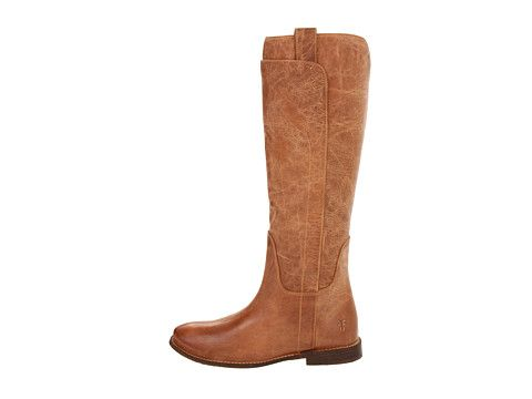 Frye Paige Tall Riding Cognac Calf Shine - there are so many good colors in this boot, i can't decide!