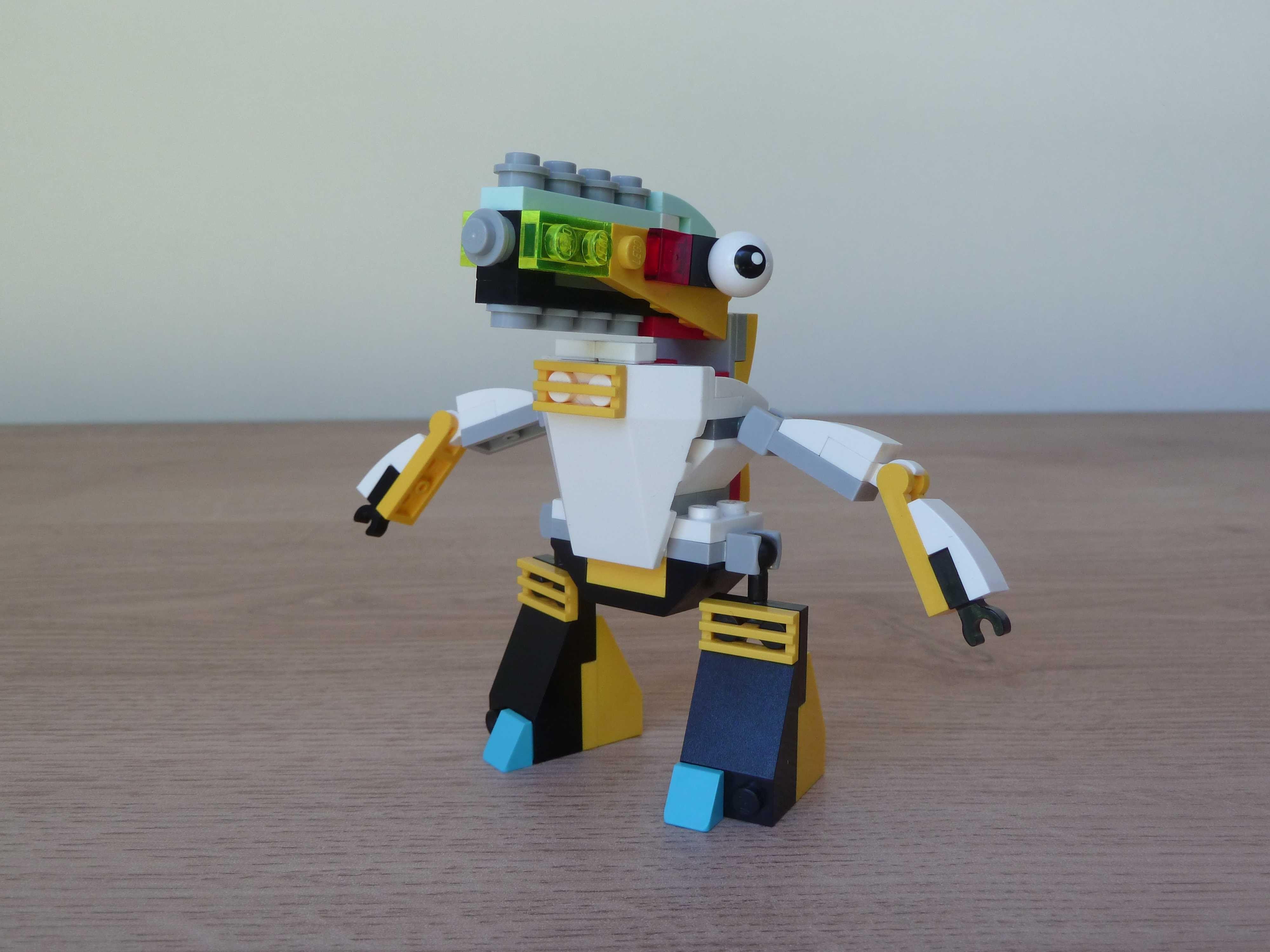 Lego mixels tuth wuzzo mix or murp instructions lego
