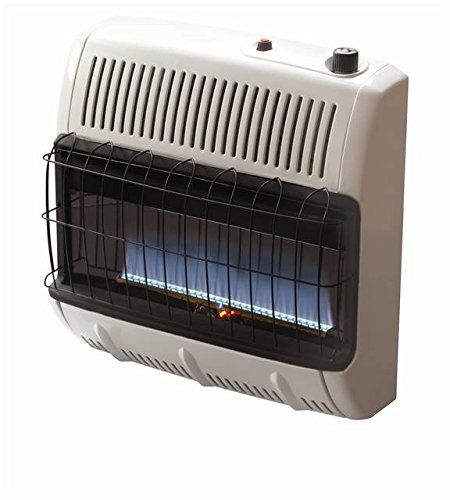 Mr Heater Corporation Vent Free Flame Natural Gas Heater 30k Btu