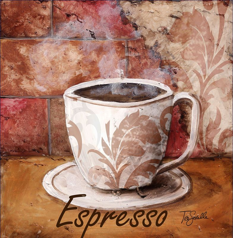 Картинки для кафе декупаж