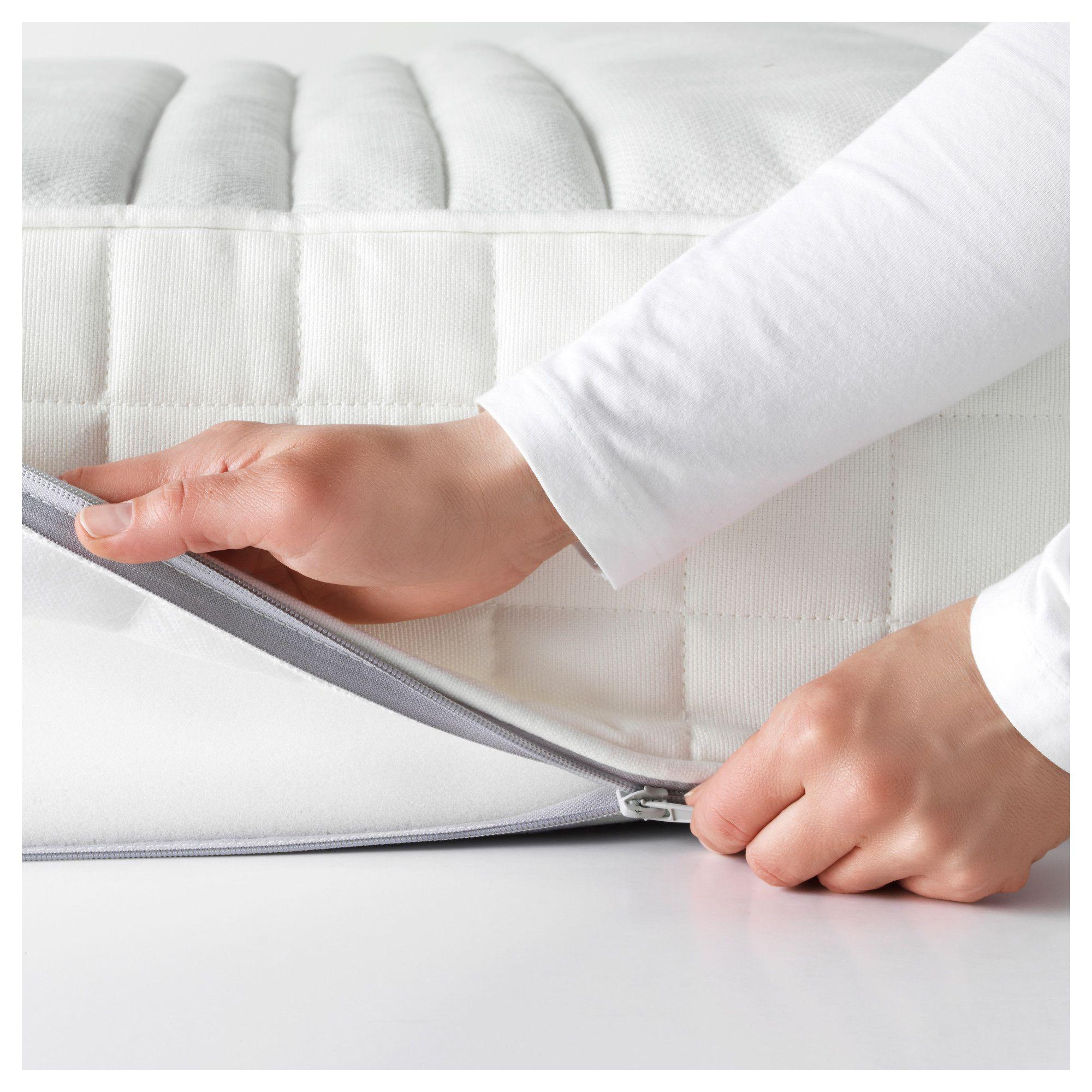 ikea matrand latex mattress medium firm white latex mattress