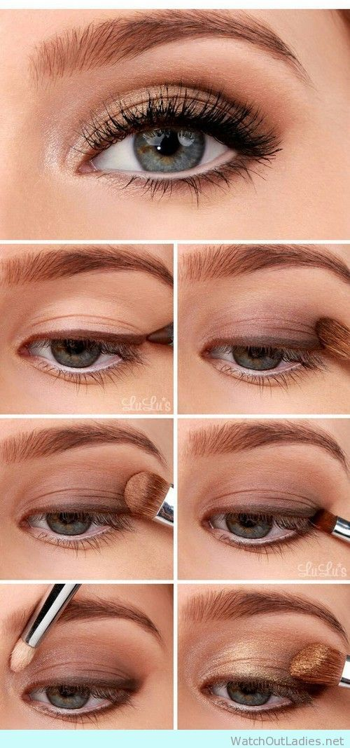 How to show off your blue eyes with this eye makeup tutorial ...