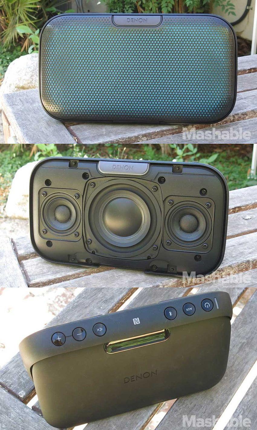 Denon Envaya DSB-200: A Bluetooth portable with serious bass