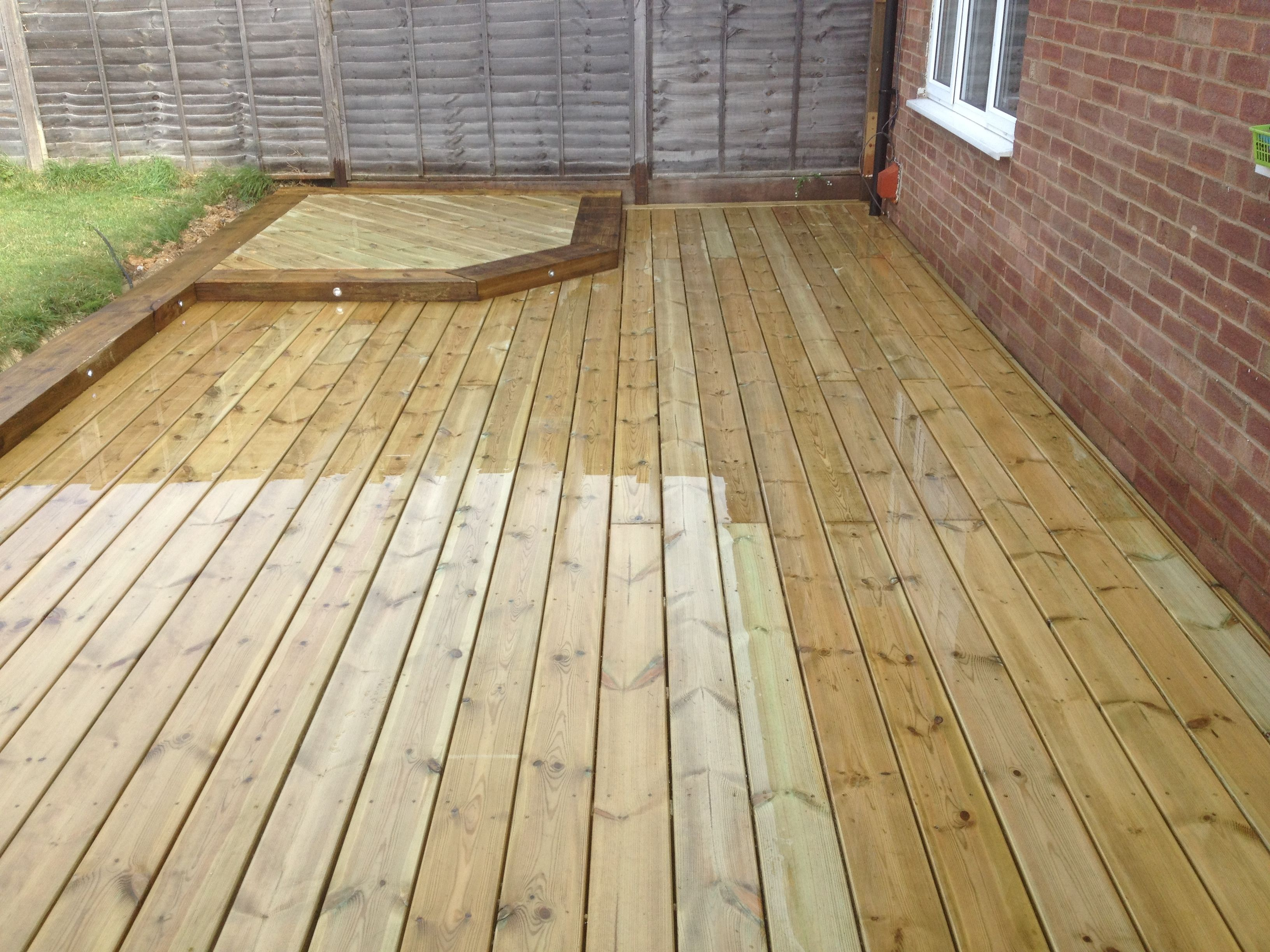 High Quality Timber Deck Wood Types
