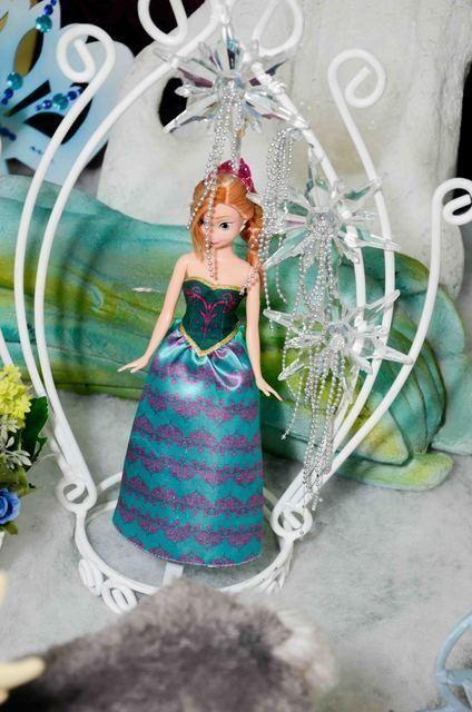 Aniversário da Giovanna - Tema Frozen Fotos Doce Imagem - Buffet Arrelia Premium