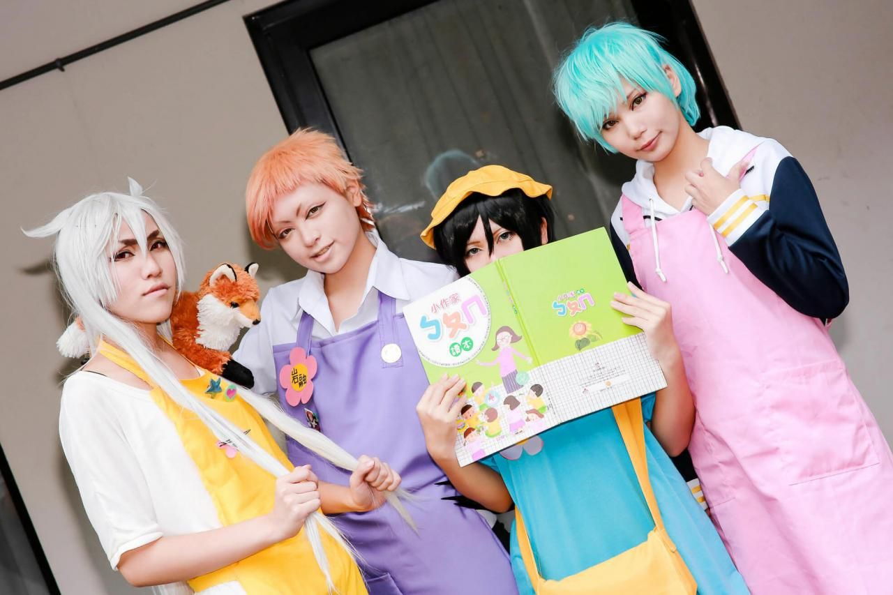 Best of the Best Cosplay