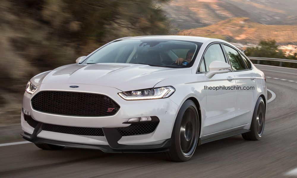 Ford Mondeo Fusion St Make A Wagon Ford Fusion Pinterest