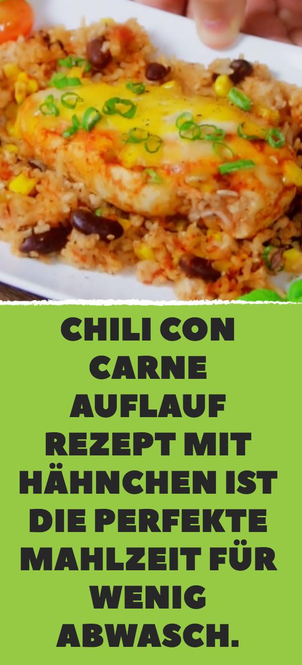 chili con carne auflauf rezept mit h hnchen ist die. Black Bedroom Furniture Sets. Home Design Ideas