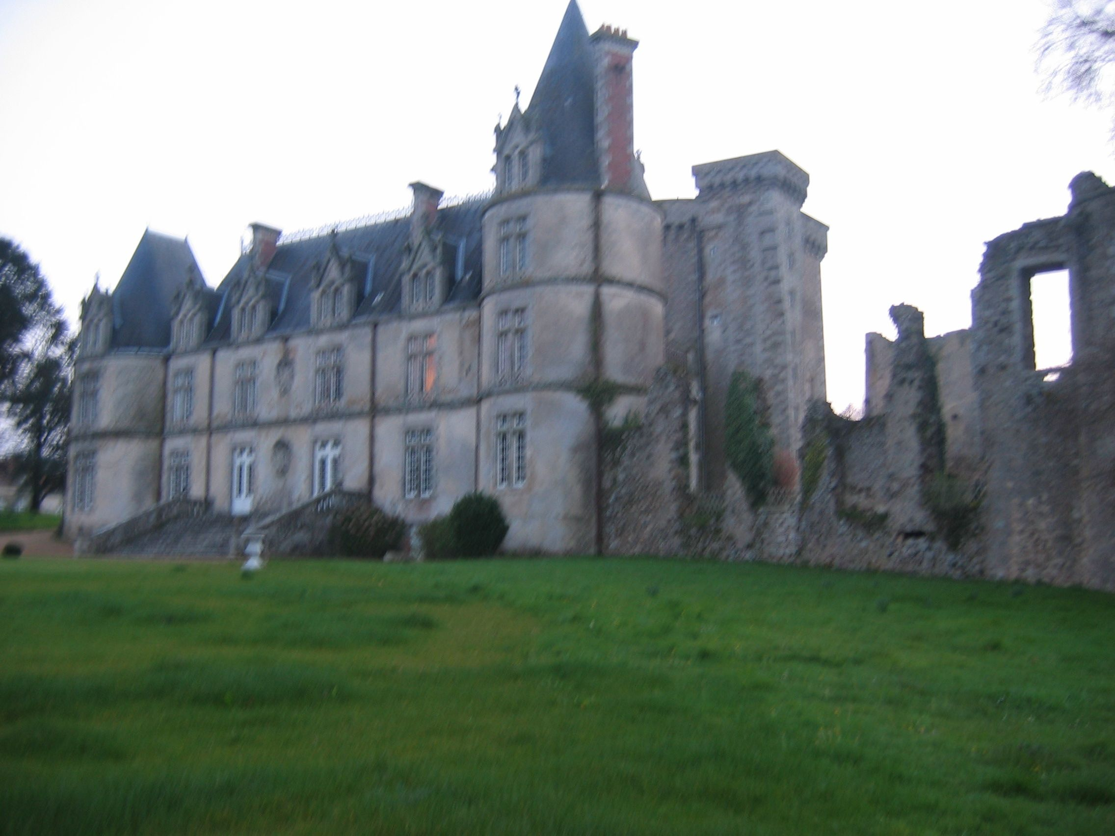 le Château de la Flocellière