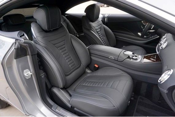 2015 Mercedes-Benz S550 Coupe 4Matic   1204156   Photo 8 Full Size