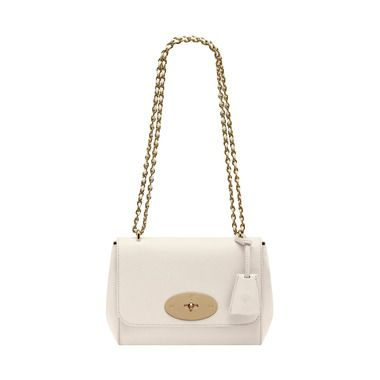 0c11d18672 Mulberry Spring Edit - Lily in Cream Glossy Goat Mulberry Shoulder Bag