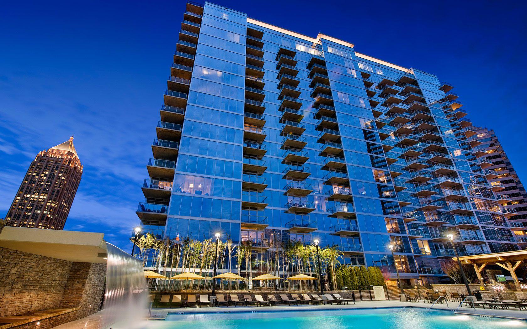 77 12th - Luxury High-Rise Apartments - Midtown Atlanta | Atlanta <3 ...