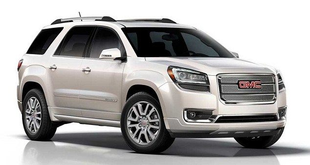 Used Gmc Acadia In Houston Tx For Sale