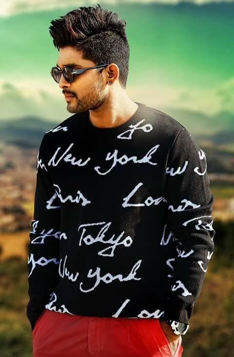 Allu Arjun South Fever Pinterest Actors Galaxy