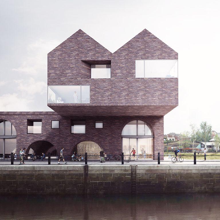 Forbes Massie / 3D Visualisation Studio / London - Work - Metropolitan Workshop / MalmoQuay
