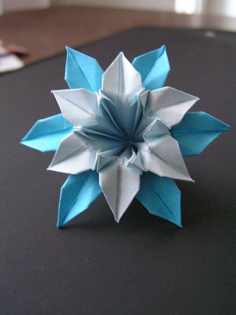 Origami Paper Folding Pinterest Origami Paper Flower