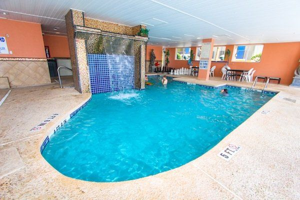 Atlantica I Ii Condos Myrtle Beach Sc Sc Beaches Myrtle Beach Sc Indoor Pool