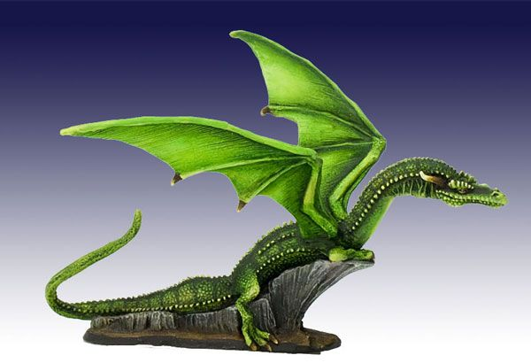 Green Dragon - Visions in Fantasy - Miniature Lines - Dark Sword Miniatures http://www.darkswordminiatures.com/shop/index.php/miniatures/visions-in-fantasy/green-dragon.html
