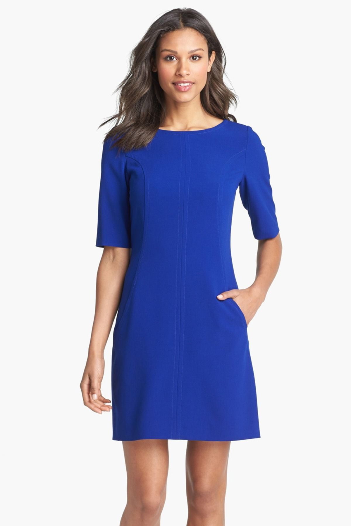 Seamed aline dress free shipping and products