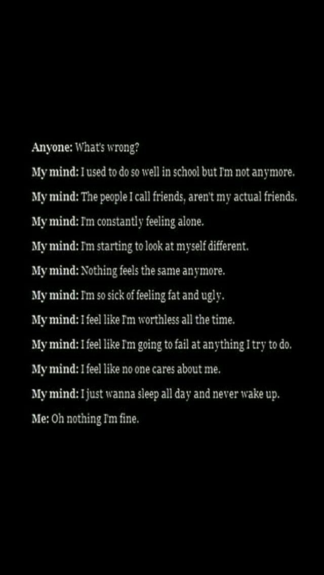 Pin by tahseen on sad   Pinterest   Sad Quotes, Quotes and Depression quotes