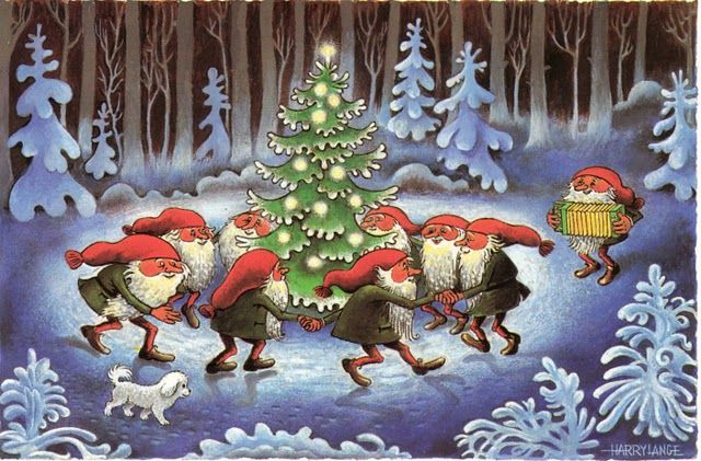 Christmas Gnomes Pinterest.Christmas Gnome Folklore 440 Best Images About Troll