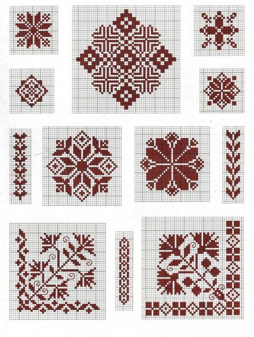 Minecraft floor patterns and murals   Crochet   Pinterest   Punto de ...