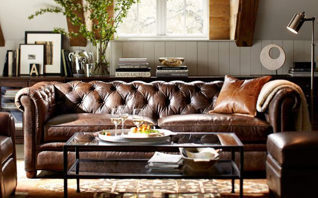 Good Question How Do I Mix Leathers In One Room Tufted