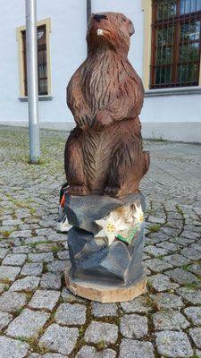 kettensaegenkunst holz carving motorsaege | actof, Hause und garten