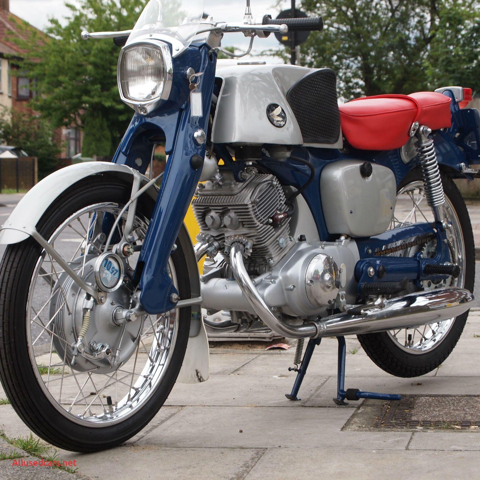 Pacific Auto Sales Luxury 1964 Honda Cb92 125 Super Sport