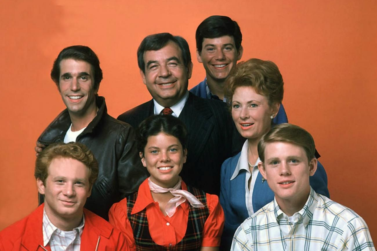 Happy Days  – SE1 – Ep1 – All the Way
