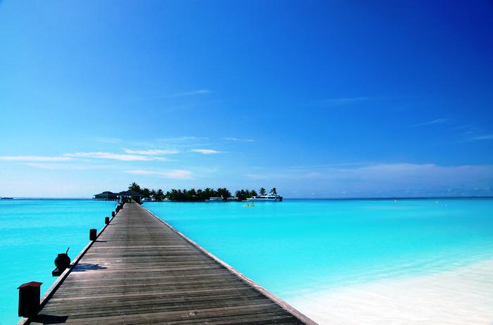 Beach Scene Desktop Wallpaper To Make Our Pc Looks More Peaceful