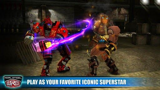 Real Steel World Robot Boxing 6 6 130 Apk Http Apk Blueicegame
