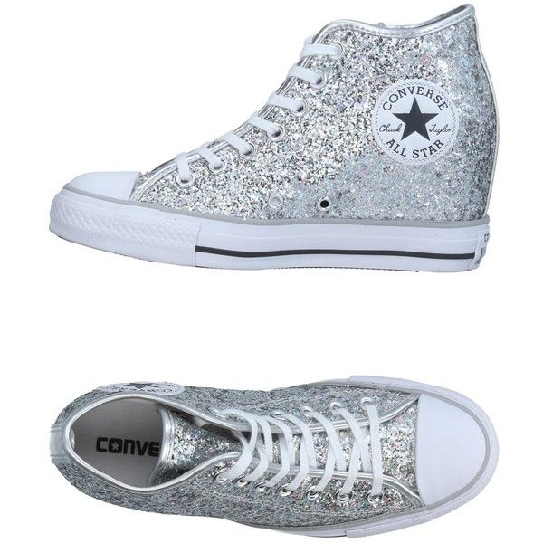 f57ce1c23cea Converse All Star High-tops   Sneakers ( 145) ❤ liked on Polyvore featuring  shoes