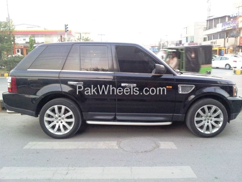 Sport For Sale In Lahore Used Range Rover Range Rover Sport