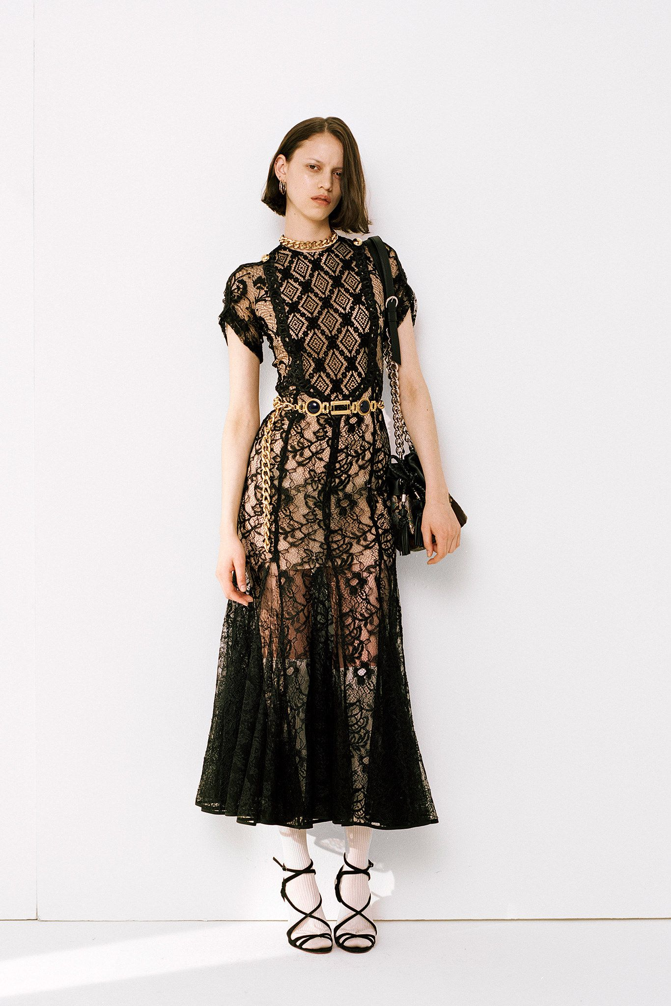 Alessandra Rich Fall 2015 Ready-to-Wear Fashion Show