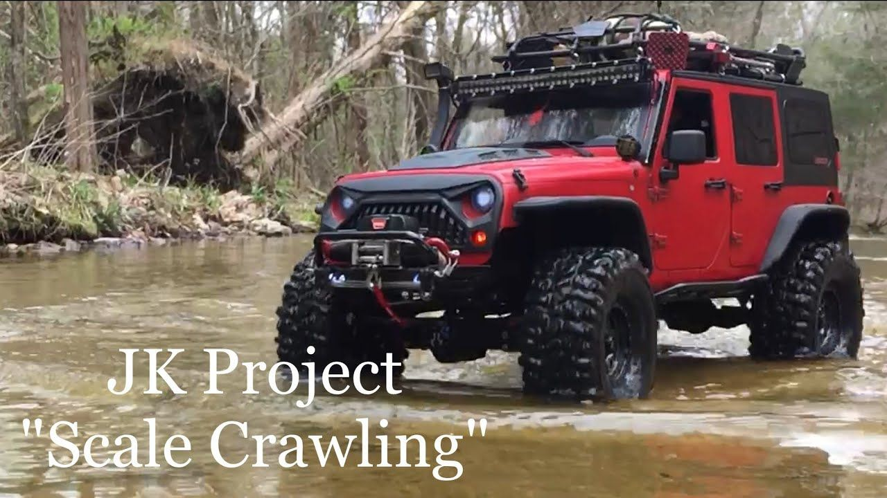 Xtra Speed Jeep Jk Hard Body V2 Axial Scx10ii Jk Project Scale Crawlin Jeep Scout Jeep Jk Rc Jeep